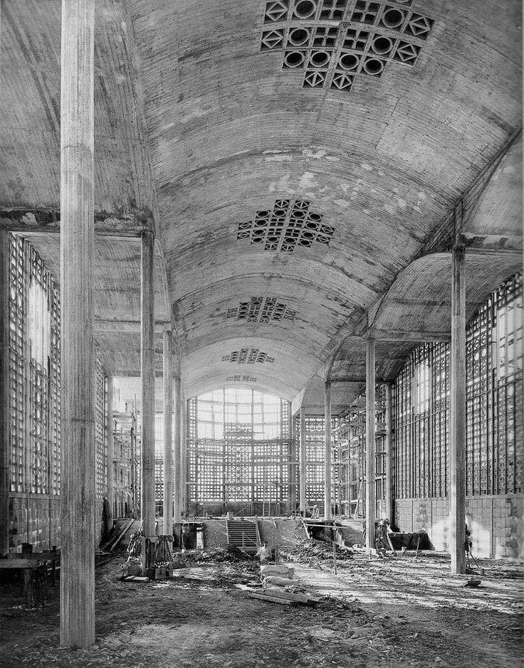 Église Notre-Dame du Raincy , 1922-23 | Auguste Perret and Gustave Perret