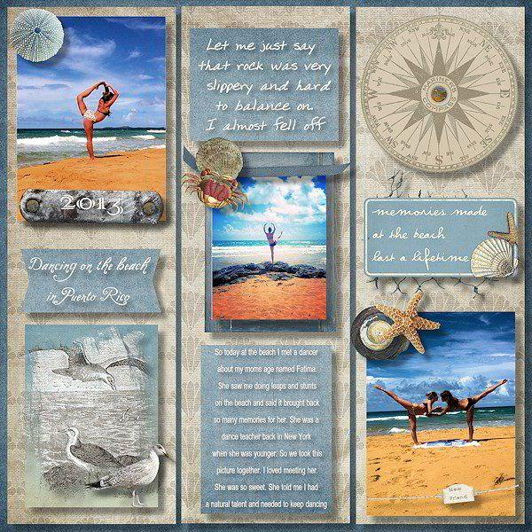 Memories made at the beach