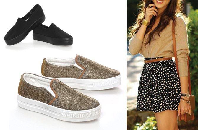 Προτάσεις μόδας από εμάς για τα slip οn σας! #shooz4all #blog