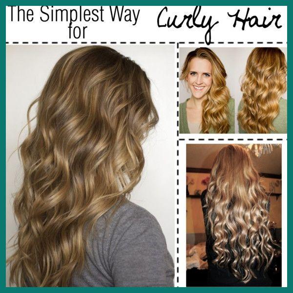 Tutorials For Curls Without Heat In 2020 Curl Hair Without Heat Hair Without Heat How To Curl Your Hair