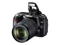 Nikon D90 (with 18-105mm lens)