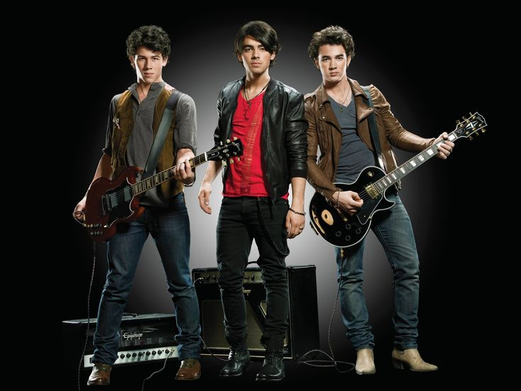lets take a moment please.... to remember the Jonas Brothers happened...