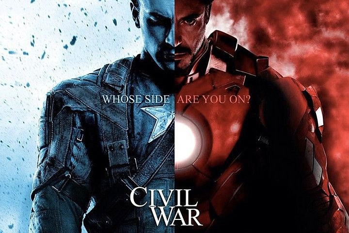 Group of BYU Students Create Original Song for Captain America's Civil War