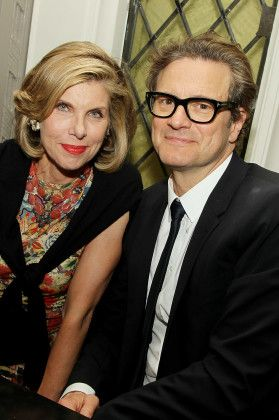 Woody Allen's Midsummer's Night Dream - Christine Baranski and Colin Firth