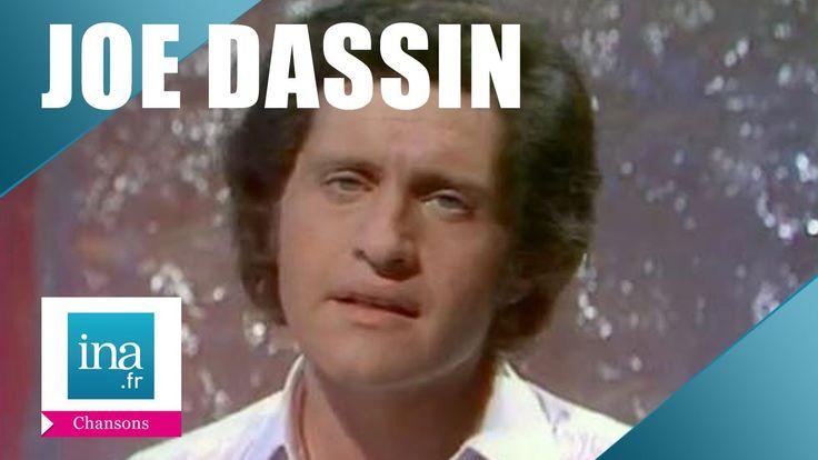 """Joe Dassin """"Et si tu n'existais pas""""  (live officiel) - Archive INA"""
