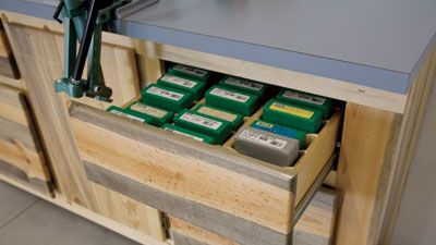 reloading benches plans - Google Search