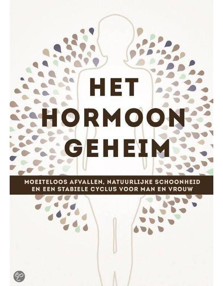 HET HORMOON GEHEIM BOEK  €19,95