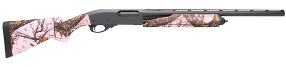 Model 870 Express Pink Camo
