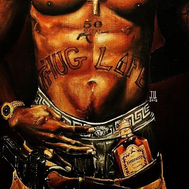 25 best ideas about thug life tattoo on pinterest worst for Thug life tattoo tupac