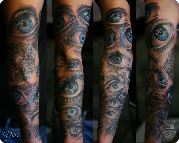Глаза | Татуировки, эскизы и тату-мастера России, Украины, Беларуси и из всего бывшего СССР