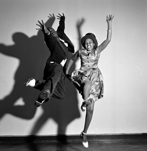Jürgen Schadeberg Dancing at the Ritz. Johannesburg, 1951