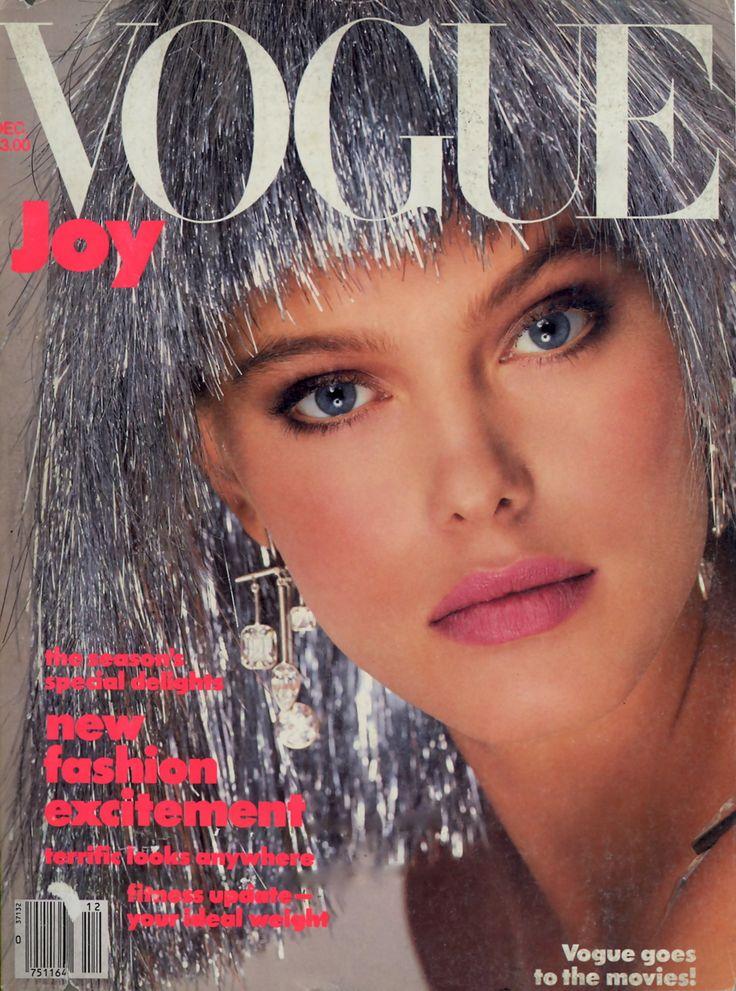 Rene Simsonsen, Fashion Vogue, Tinsel Head, Hello Tinsel, Magazines Covers