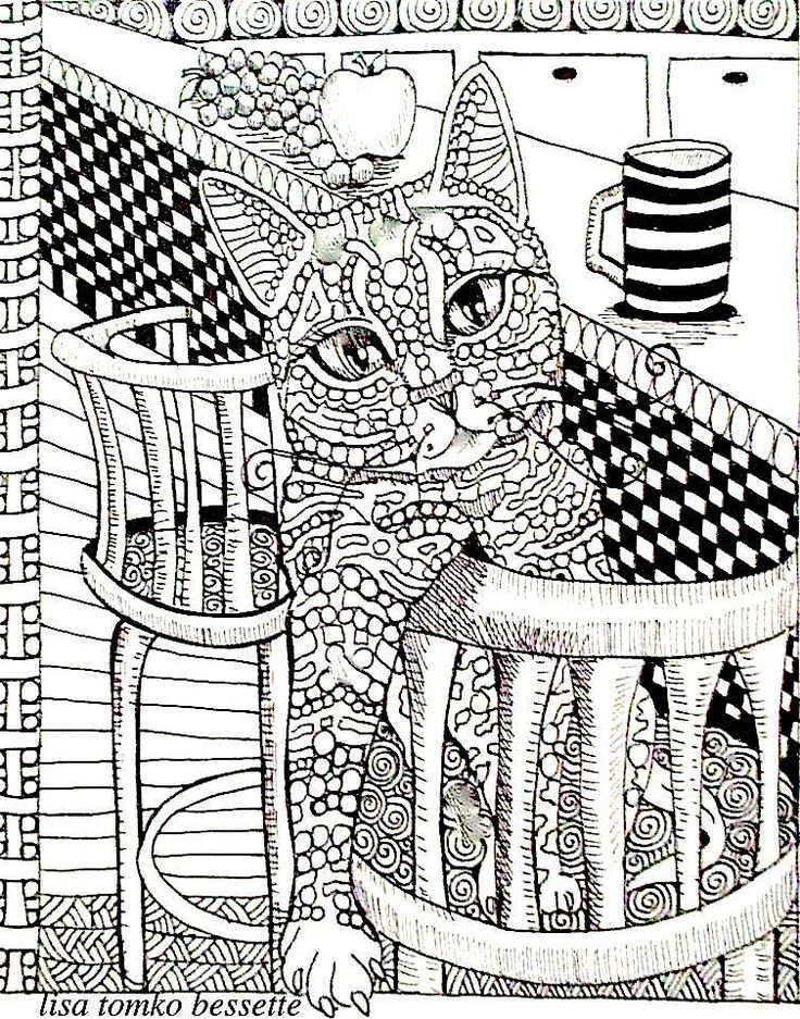 Picture Of Adult Coloring Books Dogs