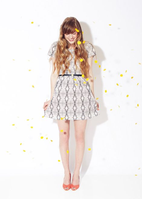 Hound dress.: Summer Dresses, Fashion, Summer Fling, Chicago Bas Clothing, Dresses Shoes, Shift Dresses, Hound Design, The Dresses, Clothing Company