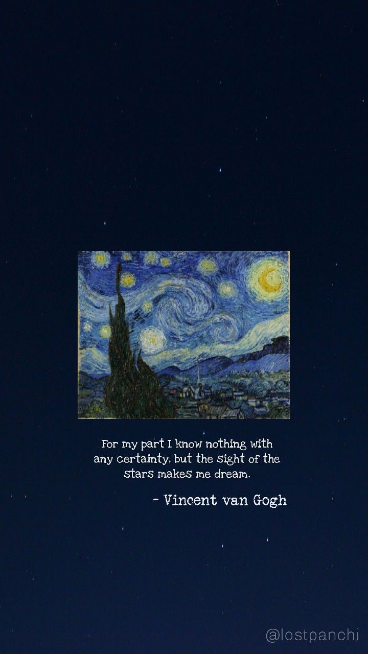 𝒑𓅫 On Twitter Van Gogh Wallpaper Van Gogh Art Starry Night Van Gogh