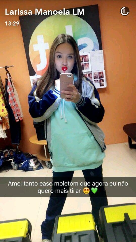 Larissa Manoela Linda Que inlouke os FÃS!!!