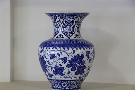 Hediyelik Vazolar | Altın Çini