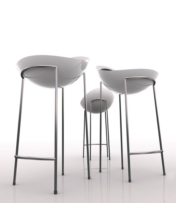 Bon Bad Egg   Cafe And Bar Stools By MARZ DESIGNS   Coco Reynolds, Via Behance