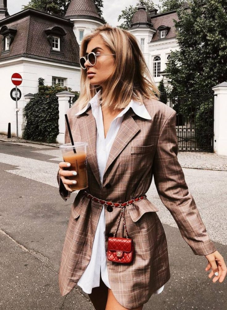 30 Chic Outfits To Update Your Fall Layering Fashion Chic