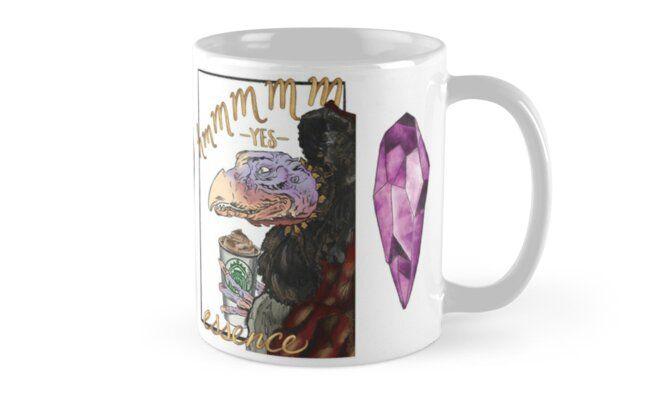 Dark Crystal Mug