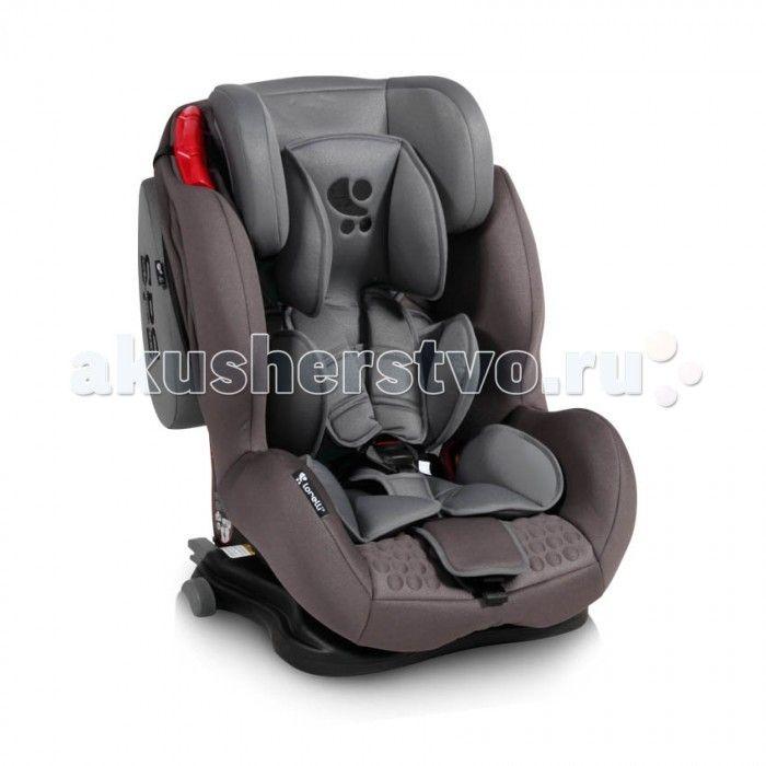 Автокресло Bertoni (Lorelli) Titan SPS IsoFix 9-36 кг  Автокресло Bertoni Titan SPS IsoFix 9-36 кг  среднего класса повышенной надежности c современным дизайном.   Анатомическая форма сидения. Ремни безопасности. Внутри мягкие вставки. Литая платформа снизу,что позволяет не царапать автомобильное сидение. Сьемный подголовник  Особенности: Автокресло расчитано для детей весом от 9-ти до 36-ти кг, что соответствует возрасту малыша от года до 11 лет.  В головной части мягкие подушки.  Мягкая…