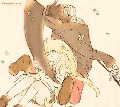 「殺天詰め2」/「白雨より」の漫画 [pixiv]
