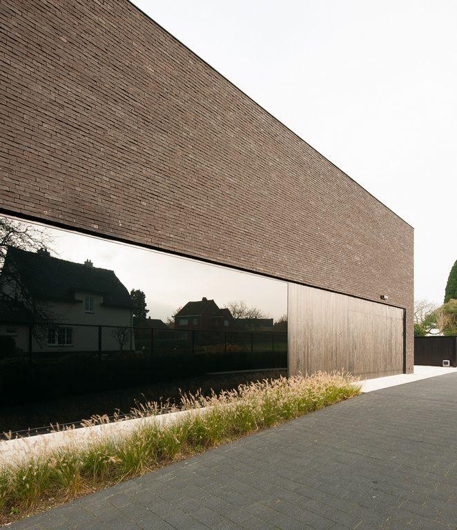 House by architecten buro bart coenen architecture for Buro architectes