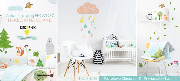 Z nami stworzysz cudny pokoik dla dziecka - lampy Lamps&Co / Śliczne mebelki / Dywany Lorena Canals. Zapraszamy!
