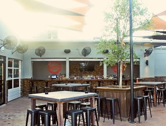 Houstonu0027s Best Patio Bars