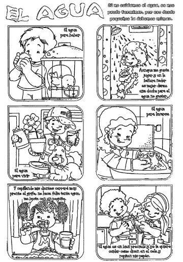 historietas del medio ambiente para niños