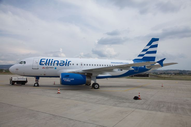 Ellinair Airbus A319-100 SX-EMB Crete