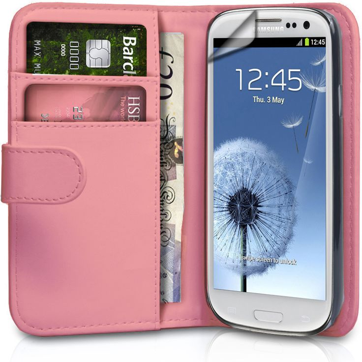 New Case - Samsung Galaxy S3 i9300 Leather Wallet Case - Pink, $9.95 (http://www.newcase.com.au/samsung-galaxy-s3-i9300-leather-wallet-case-pink/)