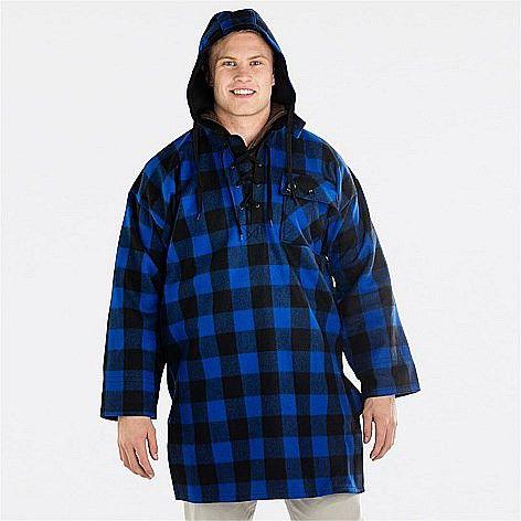 Hooded Bush Shirt - Swanndri Coats - Swanndri - Denewear