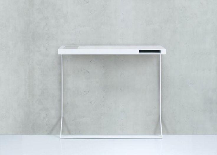 MILK Mini skrivbord & kontorsinredning hos Danish Form