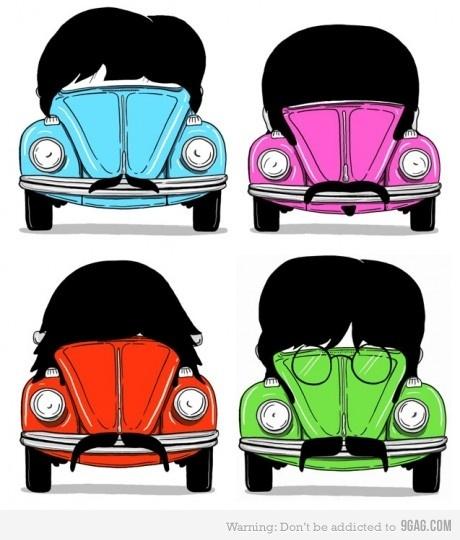 Beetles! ;)
