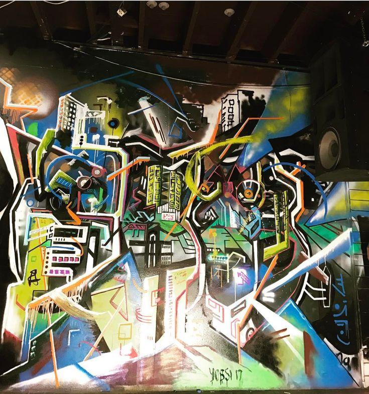 Mural, 2017