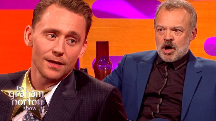 Tom Hiddleston Was Scared Filming the New King Kong Movie - The Graham Norton Show... https://youtu.be/BPRPM0jgzBM