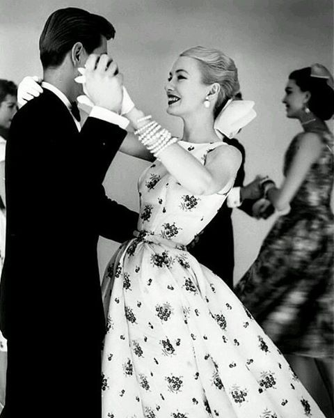 """: """"Vogue editor and model Catherine McManus 1955 for who else.....Vogue #style #fashion #allure…"""""""