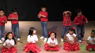"""Canción dramatizada """"Te haré una adivinanza"""" Nursery A - Colegio Maria Alvarado - 07/06/2016 - YouTube"""