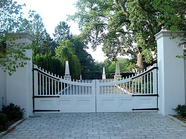 132 best Fences and Gates images on Pinterest | Fences, Front gates Fence And Gates Home Designs Ta E A on