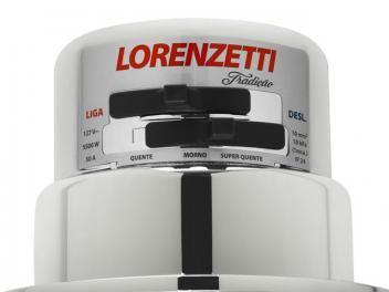 Chuveiro Lorenzetti Tradição 5500W - 4 Temperaturas