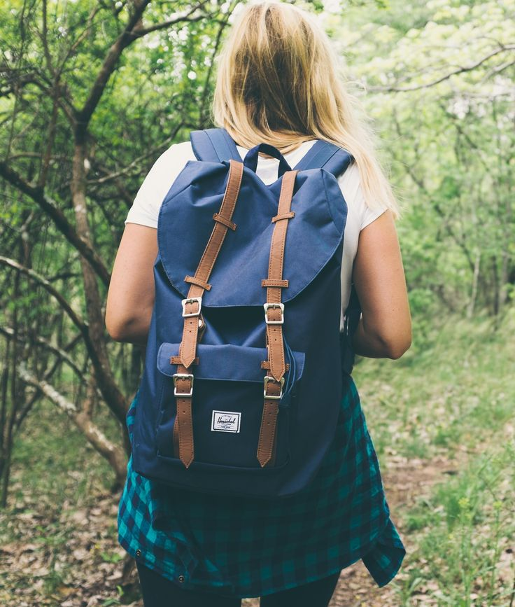 There can be no adventure without a backpack.