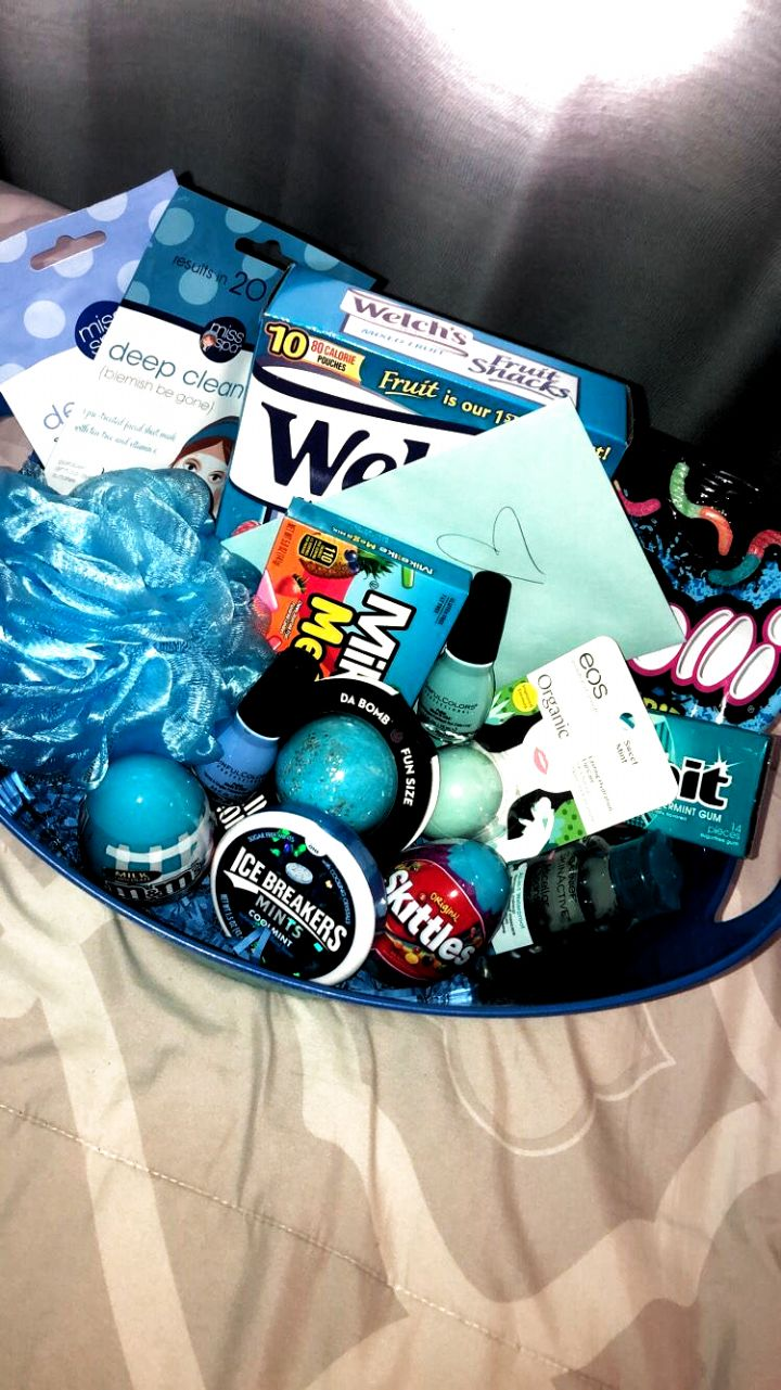 How to make mothers day gift basket ideas on a budget