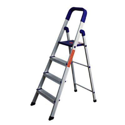 Cipla Plast Folding Aluminium Ladder  Home Pro 4 Steps @ Rs.2290  Amazon