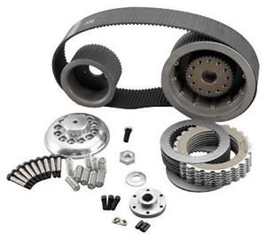 a belt drives evb 76 47s 8mm 3in belt drive with ball bearing lock up clutch