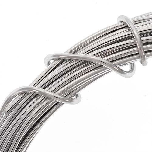 Jewelery Wire Silver 12 Gauge X 39ft Long >>> Read more reviews of the product by visiting the link on the image.