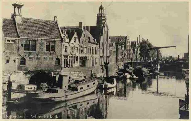 Rotterdam _ Delfshaven