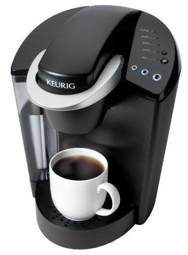 Keurig K40/K45 Elite Brewing System, Black - http://www.freeshippingcoffee.com/k-cups/keurig-k40k45-elite-brewing-system-black/ - #K-Cups