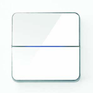 Basalte Enzo 2-way/White Glass
