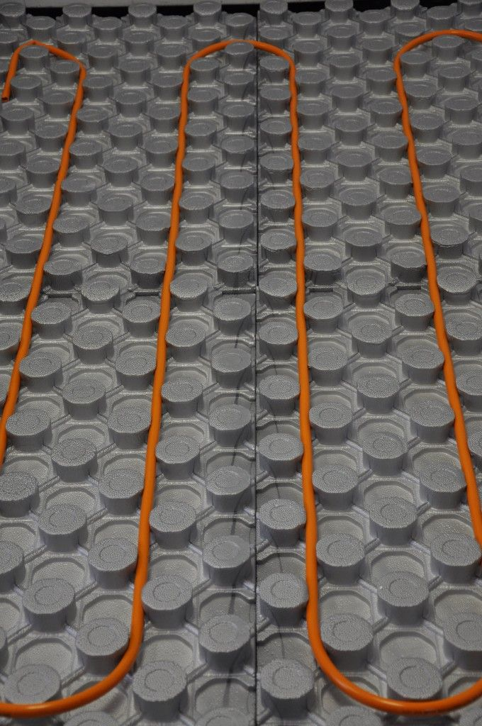 Amvic Insulated Panel For Radiant Heating Amvic Building